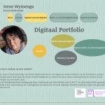 Voorbeeld portfolio